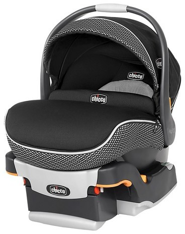 Chicco Chicco KeyFit 30 Zip Infant Car Seat Manhattan