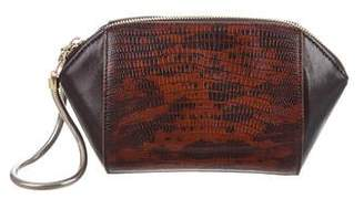 Alexander Wang Embossed Chastity Clutch
