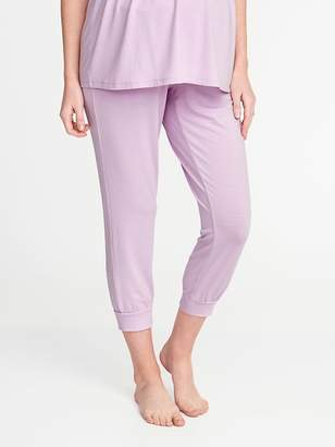 Old Navy Maternity Cropped Lounge Pants