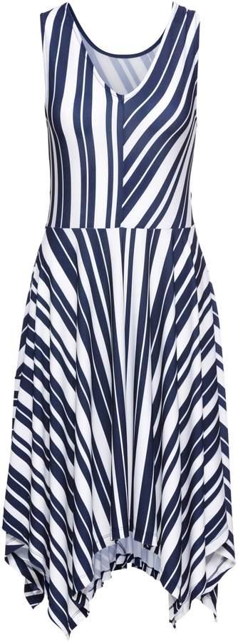 BODYFLIRT Jerseykleid mit Streifen