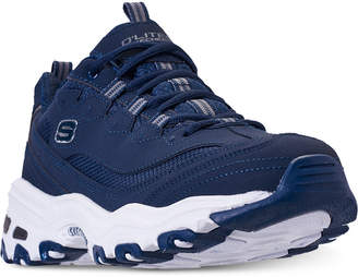 Skechers Men's D'Lites Casual Sneakers from Finish Line
