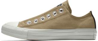 Nike Converse Custom Chuck Taylor All Star Slip Low Top Shoe