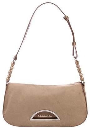 Christian Dior Nylon Shoulder Bag