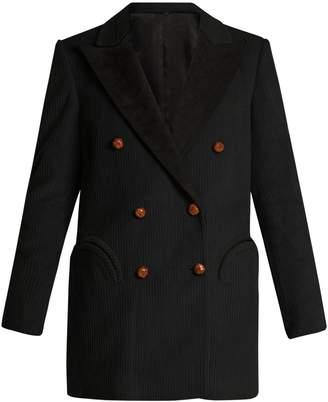 BLAZÉ MILANO Classic Touch Everyday corduroy blazer