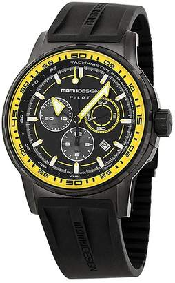 MOMO Design Pilot Pro Crono Cuarzo Men's watches MD2164BK-51