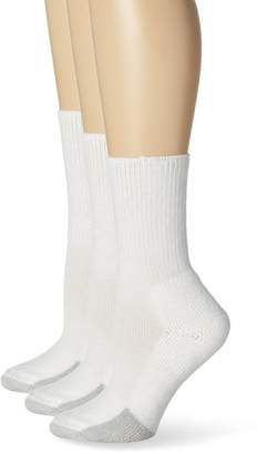 Thorlo Women's Tennis Crew Sock 3 Pack