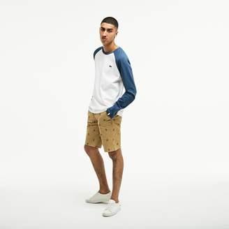 Lacoste Men's LIVE Embroidery Bermuda Shorts