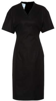 Prada Exclusive to Mytheresa – cotton dress
