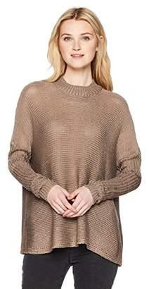 LIRA Women's Becca Mock Neck Sweater