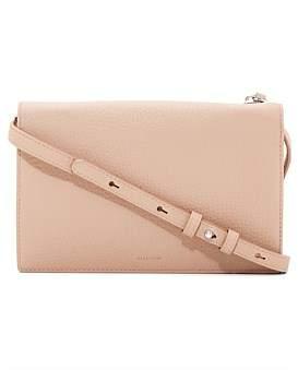AllSaints Fetch Chain Wallet Crossbody Bag
