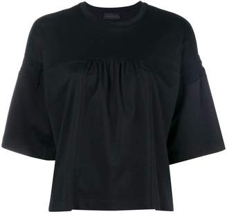 Diesel Black Gold short-sleeved blouse