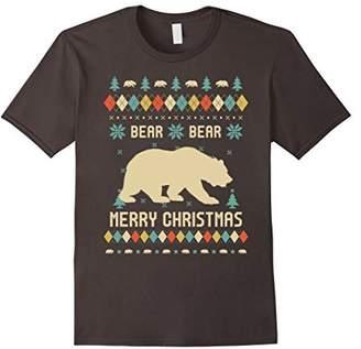 Bear Christmas T-shirt
