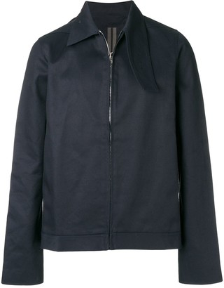 Rick Owens boxy shirt jacket