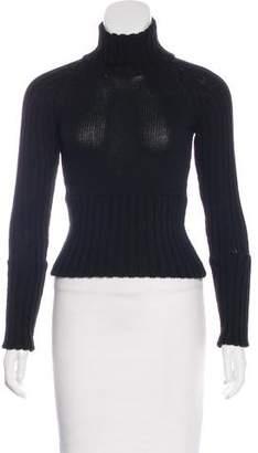 Gucci Turtleneck Wool Sweater w/ Tags