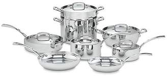 Cuisinart French Classic Stainless Steel Cookware 13-Piece Set