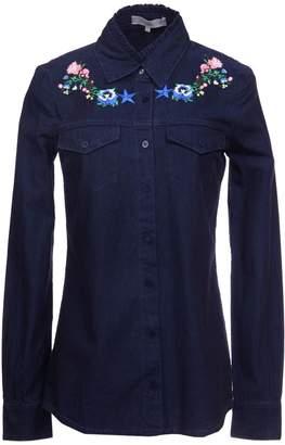 Preen Line Denim shirts