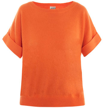 Closed Short sleeve cashmere sweater