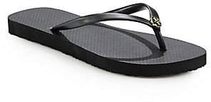 Tory Burch Women's Logo Thong Flip Flops