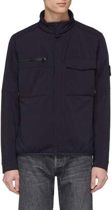 Stone Island PrimaLoft® padded Soft Shell-R shirt jacket