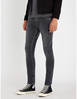 Nudie Jeans Skinny Lin faded slim-fit skinny jeans