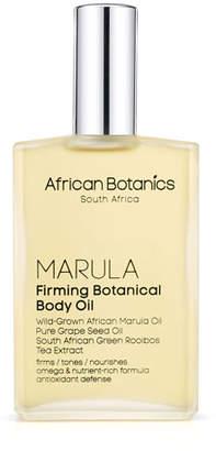 African Botanics Marula Firming Botanical Body Oil, 3.4 oz./ 100 mL