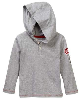 Joe Fresh Hooded Tee (Toddler Boys)