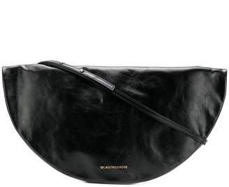 L'Autre Chose half circle clutch bag
