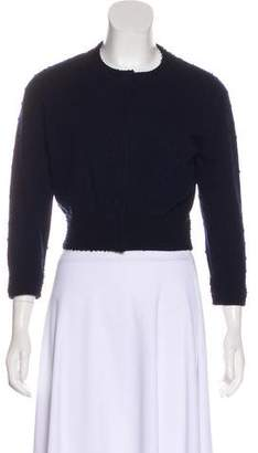 Celine Cashmere Knit Cardigan