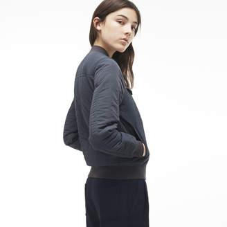 Lacoste (ラコステ) - キルトタフタライトジャケット