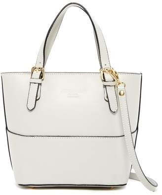 Persaman New York Tatiana Leather Satchel