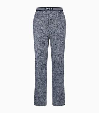 HUGO BOSS Floral Check Lounge Trousers