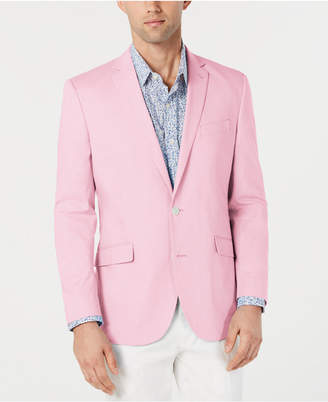 Unlisted Kenneth Cole Men Slim-Fit Chambray Sport Coat