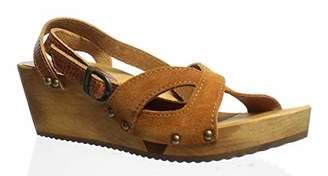 Sanita Women's Thalia Wedge Flex Sandal