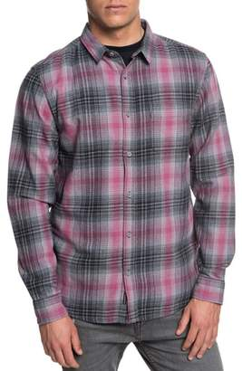 Quiksilver Fatherfly Flannel Shirt
