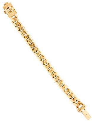 Chrome Hearts 22K Diamond Chain Bracelet
