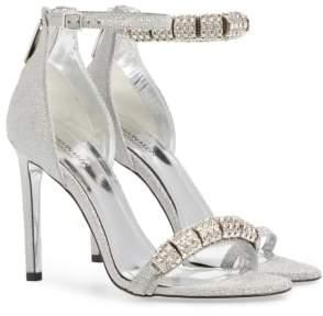 Calvin Klein Camelle Jewel Embellished Sandal
