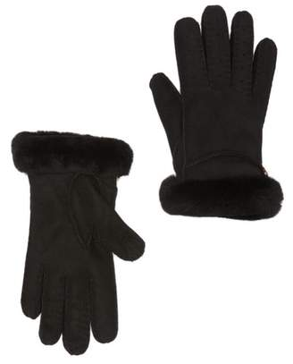 UGG Genuine Dyed Shearling Bailey Glove