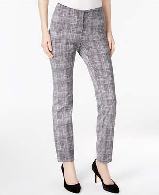 Alfani Bi-Stretch Hollywood Skinny Pants