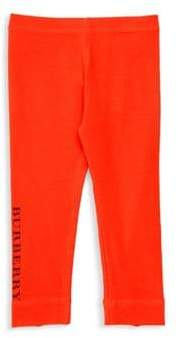 Burberry Little Girl's& Girl's Jersey Pants