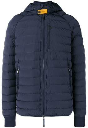 Parajumpers quilted hooded jacket