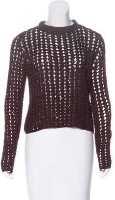 AllSaints Sequin Knit Sweater