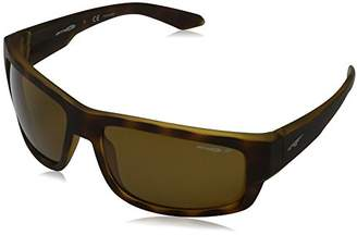d714c2188e at Amazon.com · Arnette Men s Grifter Polarized Rectangular Sunglasses