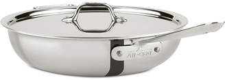 All-Clad 4-Qt. Stainless Steel Pan & Lid