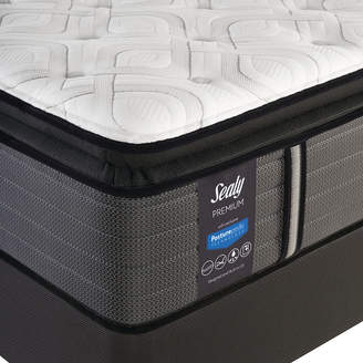 Sealy Pershing Cushion Firm Pillowtop - Mattress + Box Spring