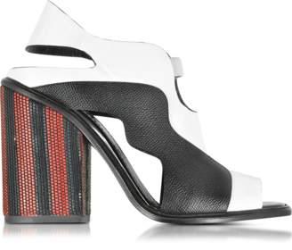 Proenza Schouler Color Block High Heel Sandal