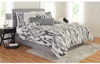 Better Homes & Gardens Better Homes and Gardens Faux Suede Ikat Comforter Set