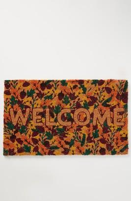 Anthropologie Fall Welcome Doormat