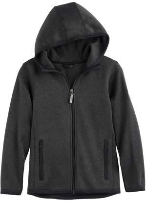 ZeroXposur Boys 8-20 Sweater Fleece Jacket