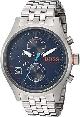 HUGO BOSS Men's 'Amsterdam' Quartz Stainless Steel Casual Watch