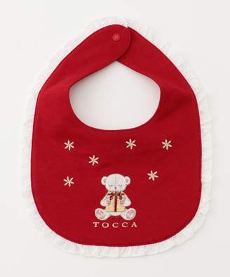 Tocca (トッカ) - TOCCA BAMBINI 【BABY雑貨】TOCCA BEAR ビブ(C)FDB